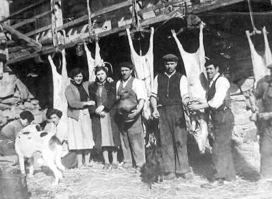 La matanza, tradición antigua