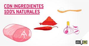 ingredientes igp chorizo riojano